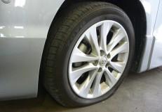 タイヤの空気が減っている気がする